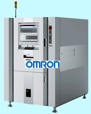 Industry vision: Omron's VT-S730 inspection machine.