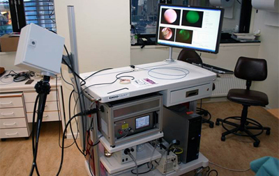 Lab set-up: EM Imaging has patents covering platform, optical probes and agents.