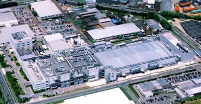 Sony's Yamagata technology center