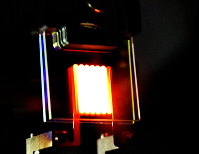 Less heat, more light: filament coating is key to pushing up overall efficiency.