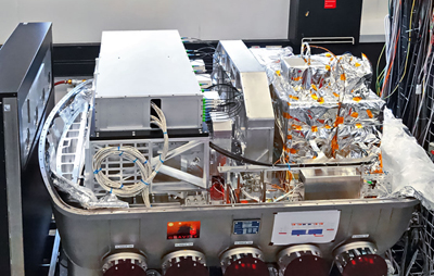 Box of tricks: The Gravity starlight combiner; future probe of black holes.