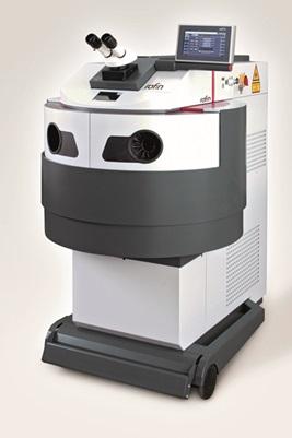Fiber laser welding kit