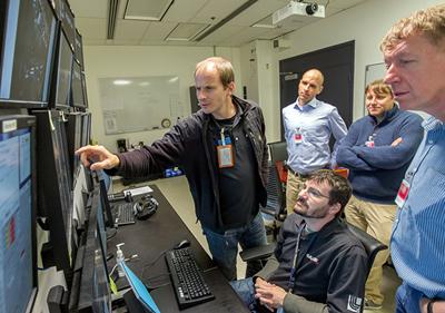 Power brokers: the HAPLS development team at LLNL.