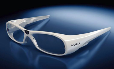 Vuzix is among the challengers to waning Google Glass.