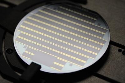 Solar wafer