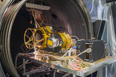 How high? The BepiColombo laser alimeter will tell us.
