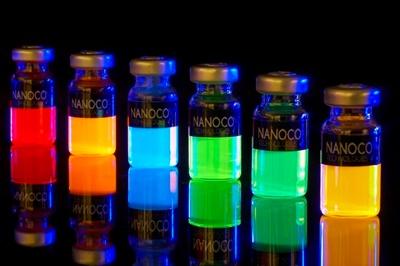 Nanoco's CFQDs