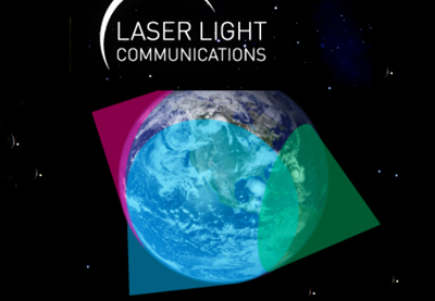 Laser-based, high-speed data- and telecoms.
