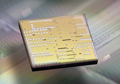 Sicoya's core technology features the world's smallest silicon modulator.