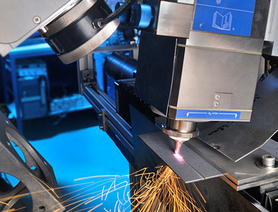 Fraunhofer ILT conducts R&D into laser processing of ultra-high strength steels.