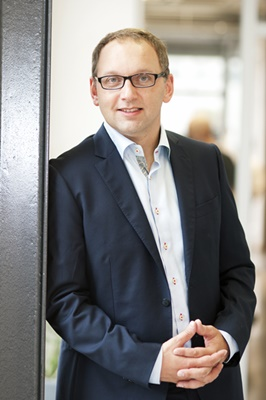Concept Laser CEO Frank Herzog
