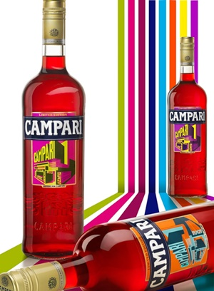 Light relief: Campari's IYL2015 designs