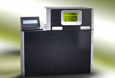 Low-cost SLM unit for 3D printing of stainless steel components.