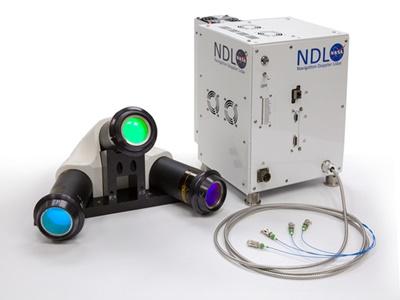 Triple-laser lidar