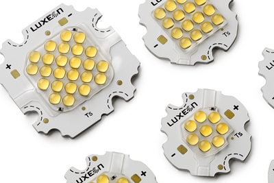 Lumileds' 'Luxeon' LED chips