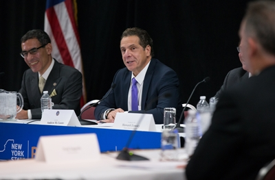 Politics meets photonics: Governor Cuomo and AIM Photonics