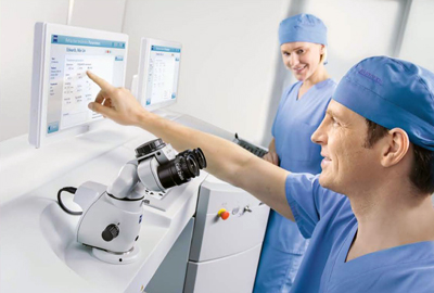 Zeiss's MediTech segment is holding its own in the competitive healthcare market