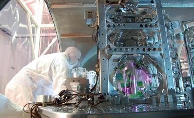 Inside LIGO