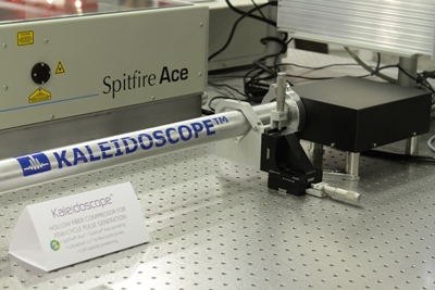 Kaleidoscope: launched at SPIE Photonics West