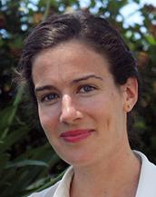 New wave: Dr Andrea Redondo-Blanco.