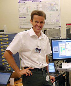 BVT redesigner: Arnaud Dupas of NBL.