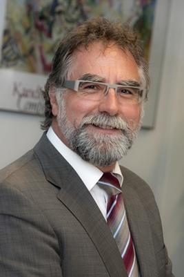 Retiring: head of the EC's photonics unit Wolfgang Boch