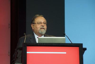 Prof. Jyoti Mazumder, Engineering Professor at the University of Michigan.
