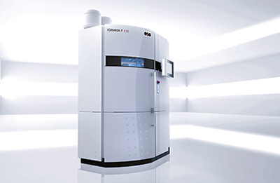 Implant printer: EOS's Formiga P 100 system.