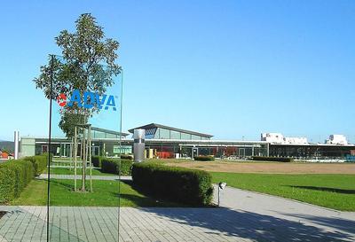 Adva Optical Networking's German HQ.