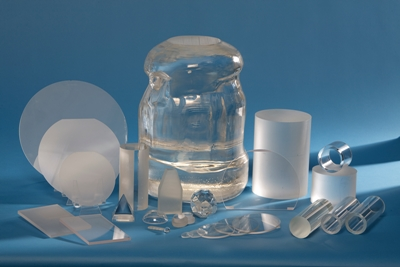 Sapphire: crystals and components
