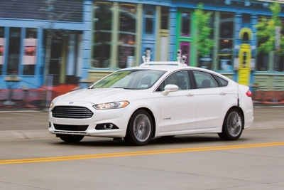 Lidar for the Fusion Hybrid