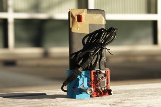 MIT rangefinder: sorting a laser signal from ambient daylight