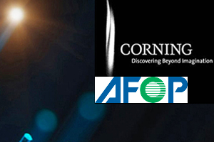 Consolidation: Corning is buying AFOP for $305 million.