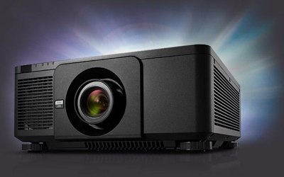 Digital cinema projector