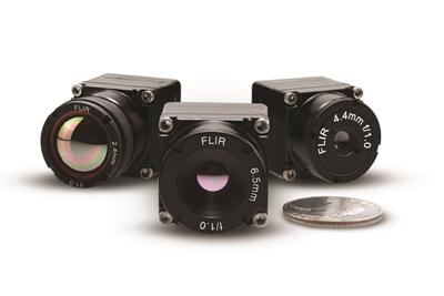 FLIR's tiny Boson imaging core