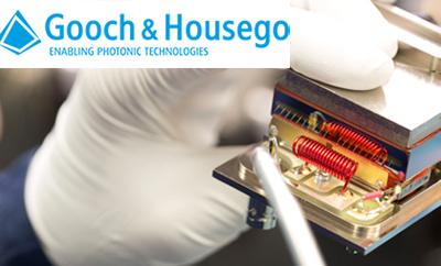 Winner: Gooch & Housego.