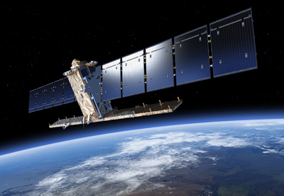 Now in orbit: Sentinel-1B joins its twin for earth scanning.