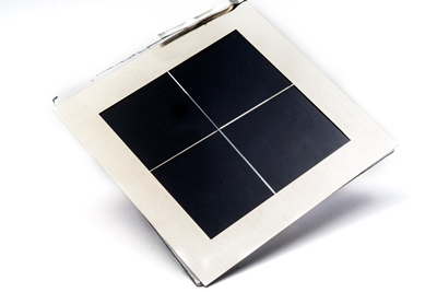 Semi-transparent perovskite