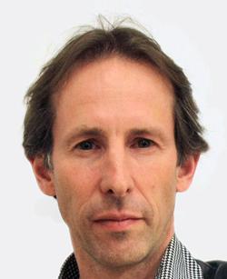ANT-man: Professor Jeremy Baumberg.