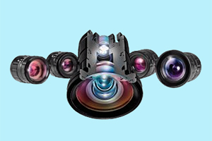 Focused on machine vision: EO's new range of lenses.