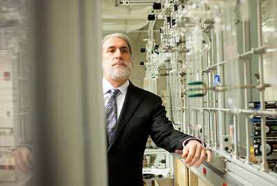 Daniel Nocera, Professor of Energy at Harvard University.