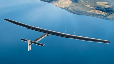 Solar Impulse 2: powered by 17,000 PV cells