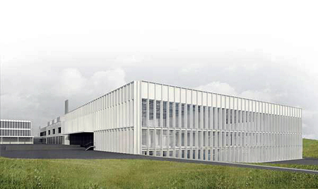 €30 million investment: Trumpf's Schaumburg production facility in Germany.
