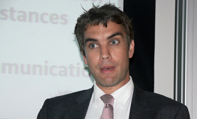 Dr Richard Murray, Lead technologist, Emerging Technologies & Industry, at Innovate UK.