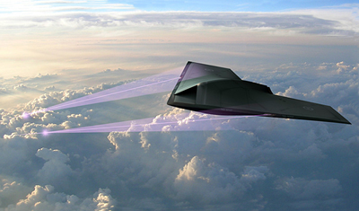 Challenge for LASSI: UV laser-based airspeed sensing in high altitude aircraft.
