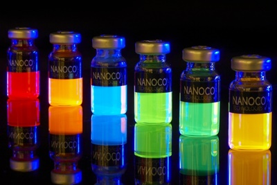 Wide color gamut: cadmium-free QDs