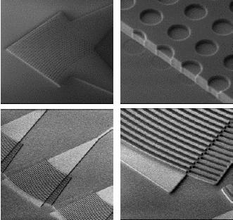 Silicon photonics device development