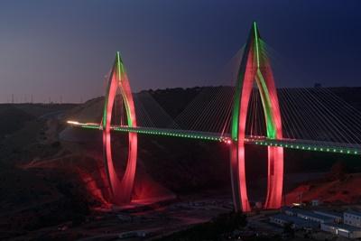 Rabat's Mohammed VI Bridge
