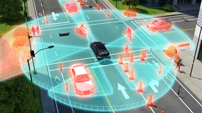 LeddarCore ICs will enable the design of affordable LiDARs for autonomous driving.