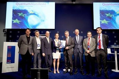 Quantum manifesto launch
